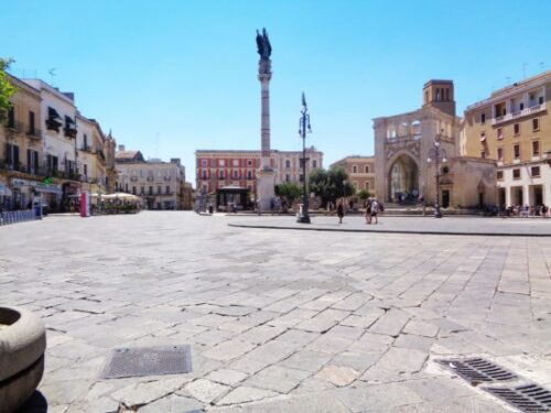 La Colonna di Sant'Oronzo