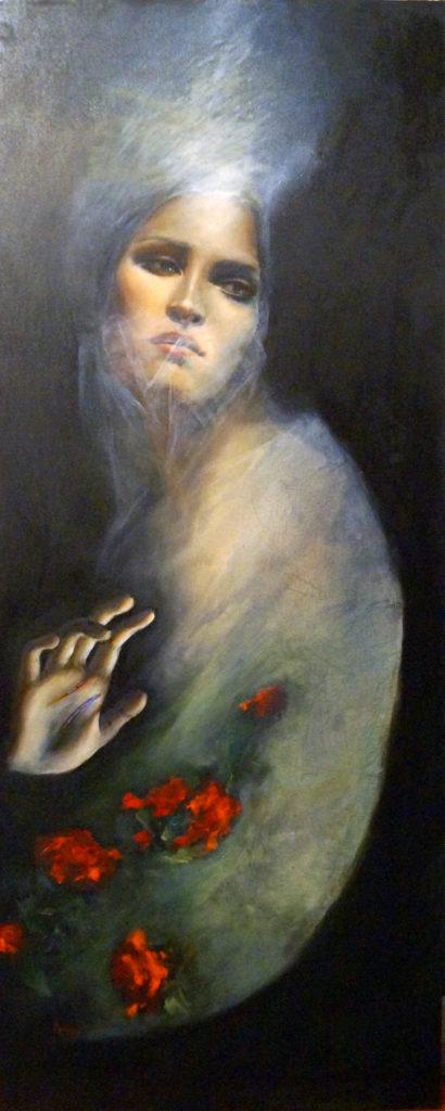 Dipinto di Maria Carmela Arsieni