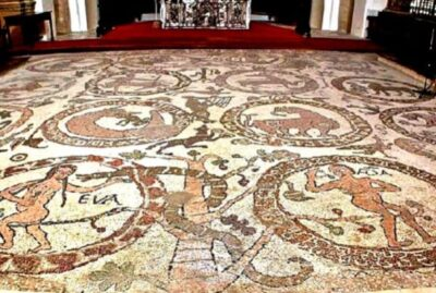 Il Mosaico di Otranto