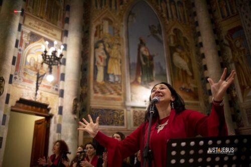 Tyna Maria casalini in concerto