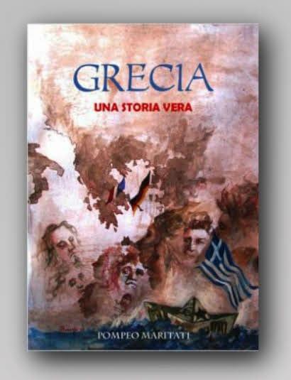 Copertina anteriore Grecia una storia vera