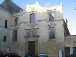 Chiesa Santa Maria degli Angeli (San Francesco di Paola)