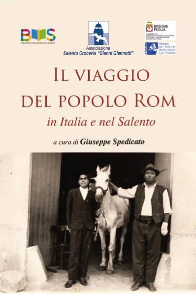 Copertina libro con due uomini ai lati di un cavallo bianco